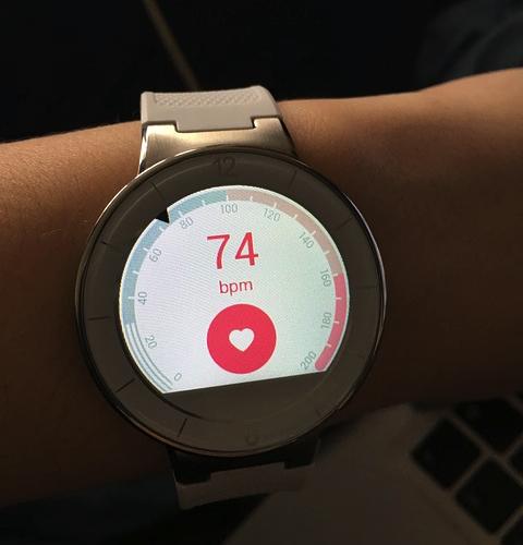 Recensione Alcatel Smartwatch